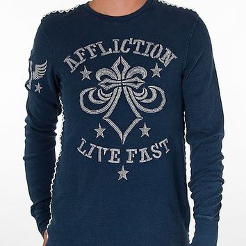 Affliction Grinder Thermal Shirt