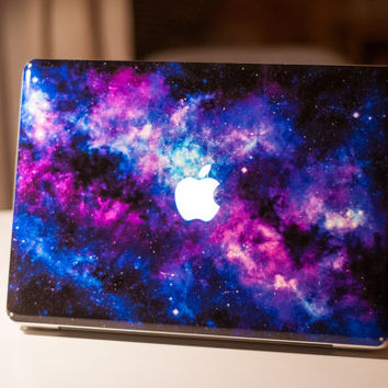 Stardust Galaxy - Laptop skin, Stickers MacBook Pro, Skin MacBook decal sticker MacBook Pro Retina Cover MacBook Air Asus Dell HP Chromebook