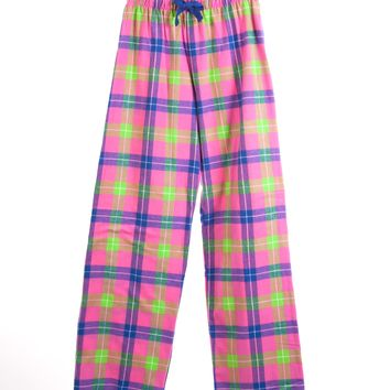 Boxercraft Womens Popsicle Flannel Pants