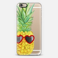 Sunnies iPhone 6 case by Lauren Davis Designs | Casetify