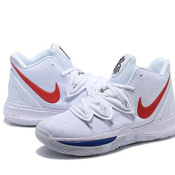 "Nike Kyrie 5 ""White/Red"""