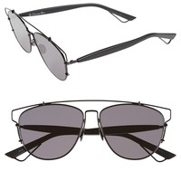 Dior 'Technos' 57mm Sunglasses | Nordstrom