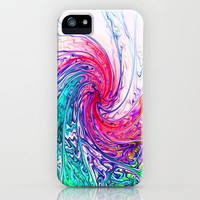 True Colours iPhone Case by Ally Coxon