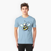 Bumbling bee by cardvibes