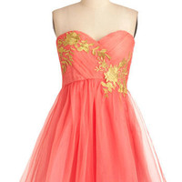 Garden Cotillion Dress | Mod Retro Vintage Dresses | ModCloth.com