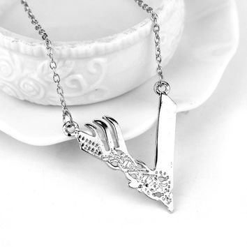 Vikings TV Series Pendant Necklace