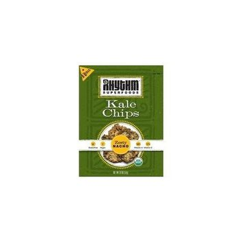 Rhythm Superfoods Zesty Nacho Kale Chips (12x2Oz)
