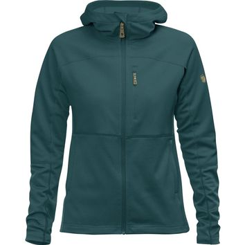 Abisko Trail Fleece Jacket - Women's