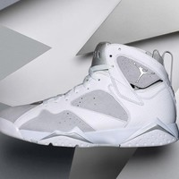 "AIR JORDAN 7 ""PURE MONEY"" RELEASES"