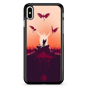 Game Of Thrones Daenerys Targaryen iPhone X Case