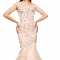 Karishma Creations Pageant 7124 Dress