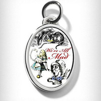 Alice in Wonderland Charm | PLASTICLAND