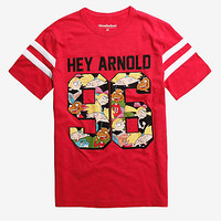 Hey Arnold! 96 Football T-Shirt