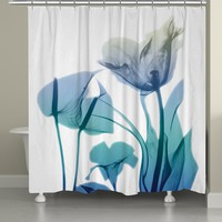 Morning Bloom Shower Curtain