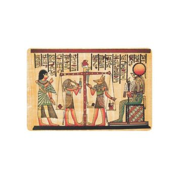 Autumn Fall welcome door mat doormat Antique Egyptian Papyrus Hieroglyph Anti-slip  Home Decor, Ancient Egypt Indoor Outdoor Entrance  Rubber AT_76_7