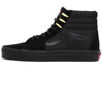 Vans x Marvel Sk8-Hi Sneakers Black Panther / Black