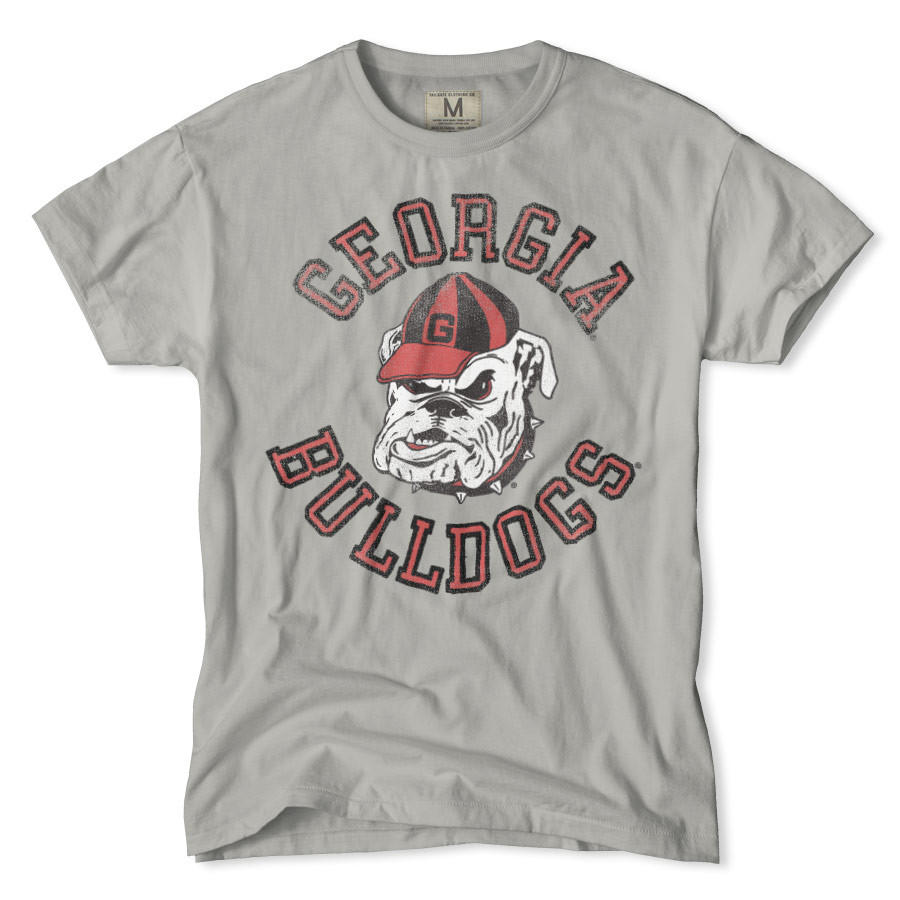 georgia bulldog t shirts georgia bulldogs mascot t shirt from tailgate clothing 4118