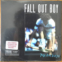 "Fall Out Boy - Pax Am Days Vinyl 2x7"" Sealed New"