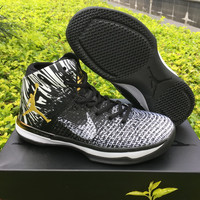 Air Jordan 31 Black/Gray Nike AJ31 Sneaker Basketball Shoes