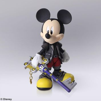 King Mickey - Bring Arts - Kingdom Hearts III (Pre-order)