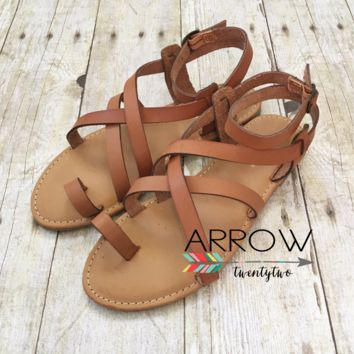 Bristol Sandals Brown