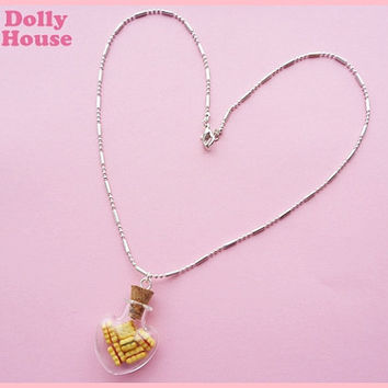 Sweet Cookies Necklace by Dolly House