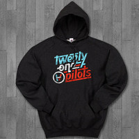 twenty one pilots hoodie unisex adults.