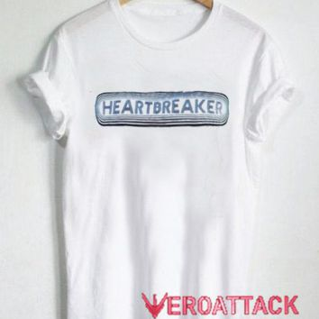 Heart Breaker Graphic T Shirt Size XS,S,M,L,XL,2XL,3XL
