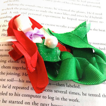 Ariel Hair bow - The Little Mermaid Hair bow