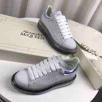 Alexander Mcqueen Oversized Sneakers With Air Cushion Sole Reference #32 - Best Online Sale