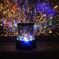 Amazing Flashing Colorful Sky Star Master LED Night Light Lovely Sky Starry Star Projector Novelty Gifts