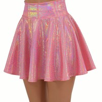 On Point Pink Rave Skirt