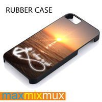 Anchor I Refuse To Sink iPhone 4/4S, 5/5S, 5C, 6/6 Plus Series Rubber Case