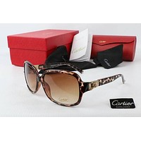 Cartier Women Casual Popular Summer Sun Shades Eyeglasses Glasses Sunglasses Tagre™