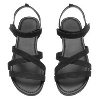 Strappy Sandals - from H&M