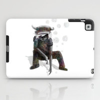 Sifting through for memories iPad Case by Ben Geiger