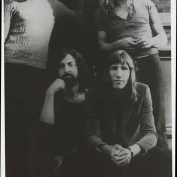 Pink Floyd Echoes Band Portrait Poster 24x36