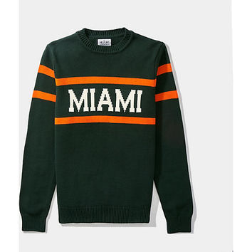 University of Miami Sweater | University Of Miami