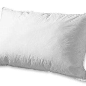 Overfilled Down Alternative Back / Side Sleeper Pillow Set of 2, Queen