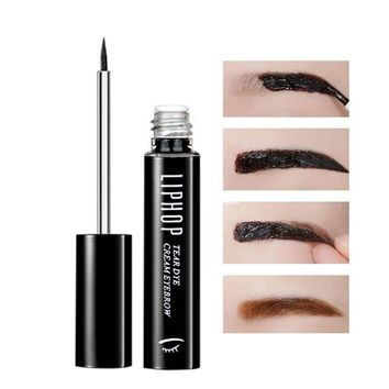Whosales 2017 Beauty Tear The Eyebrow Eyebrow Pencil Dyeing Eyebrows Waterproof Lasting Stains Do Not Bloom Semi-permanent