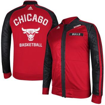 Chicago Bulls Authentic On Court Warm Up Jacket