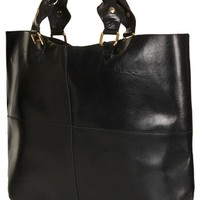 Topshop Leather Tote, Extra Large | Nordstrom