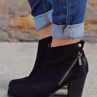 All or Nothing Bootie