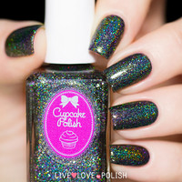 Cupcake Polish Lido De Paris Nail Polish (Las Vegas Showgirls Collection)