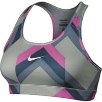 Nike Women's Pro Hypercool Printed Compression Sports Bra - Dick's Sporting Goods