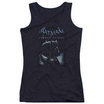 Batman Arkham Origins - Perched Cat Juniors Tank Top