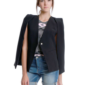 Suit Dream Cape Blazer