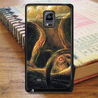 Myths Kraken Sea Monster Samsung Galaxy Note Edge Case