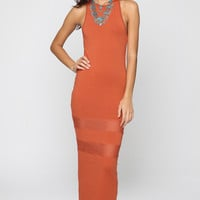 Kahala Maxi Dress in Li Hing Mui