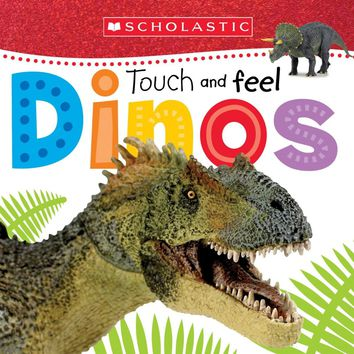 Dinos Scholastic Early Learners BRDBK